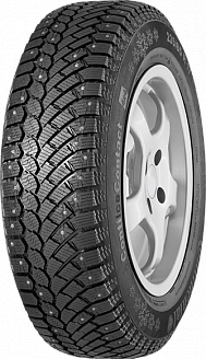 Автошина Continental 235/55 R19 105T ContiIceContact 4x4 HD