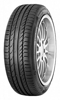 Автошина Continental 245/40 R18 93Y TL FR SPORTCONTACT CSC 5